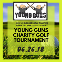 Join us on June 26th for the Young Guns Charity Golf Tournament!