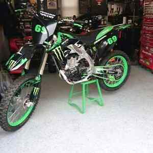 Kx 450f race bike for sale or trade