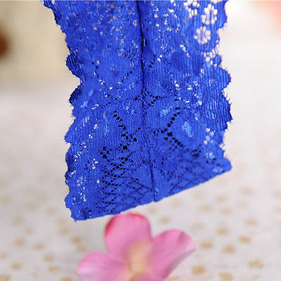 Women's Lace Panties Briefs Underwear Lingerie Knickers Thongs G-String Clothing, Shoes & Accessories