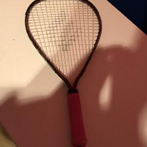 raquette de raquetball