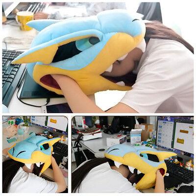 Monster Pillow - Monster Hunter Tigrex Nap Pillows Plush Cushion Anime Office Sleeping Pillow