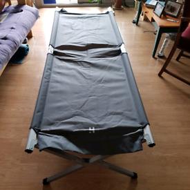 2x HiGear Slumber Single Camp Bed