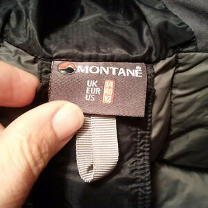 Montane Women's North Star Lightweight & Warm Puffy Down Jacket Cambridge Kitchener Area image 2
