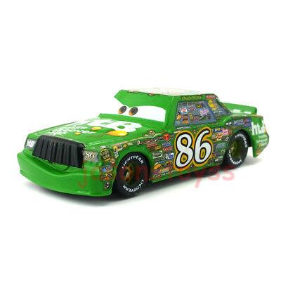 Mattel Disney Pixar Cars No.86 Chick Hicks Diecast Metal Toy Car 1:55 Loose New