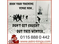 Players/Teams wanted at 3G Astroturf venue for winter training.