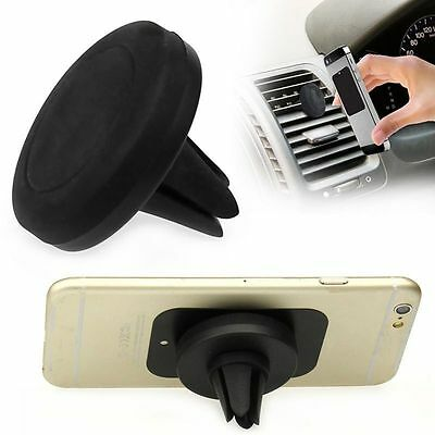 Car Magnetic Air Vent Mount Holder Stand Mobile Cell Phone iPhone 6 7 8 Plus GPS