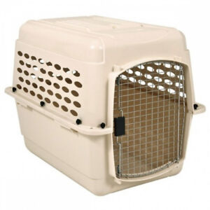 NEW: Petmate Vari Kennel (Large Size) with Bed