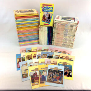 62 Babysitters Club Books Super Special Edition Little Siste