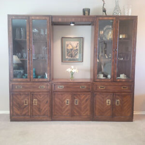 6 piece Canadian Made by Koehler China Cabinet