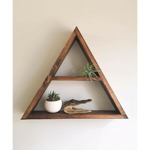 Looking for two Triangle Shadow box Shelves