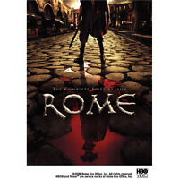 Rome - Season ONE or TWO - 6 DVD Sets, Presentation Cases