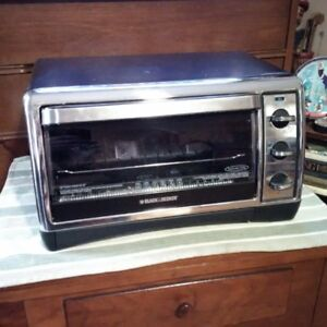 B&D Toaster Oven for Sale