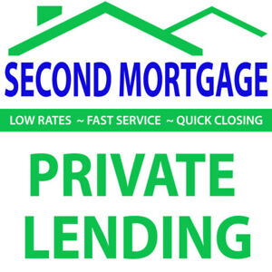 Toronto Private Mortgage Lender - Second Mortgage - Home Loan
