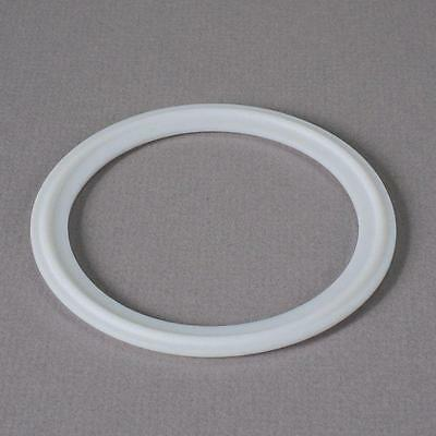 Ptfe Gasket Tri Clamp 3 Inch - Fda 2 Pack