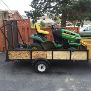 AFFORDABLE GRASS CUTTING London Ontario image 1