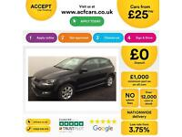 Volkswagen Polo 1.4 ( 85ps ) DSG 2010MY Match FROM £25 PER WEEK!