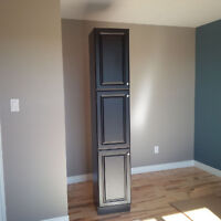 Beautiful Brand New Linen Cabinet, Never used