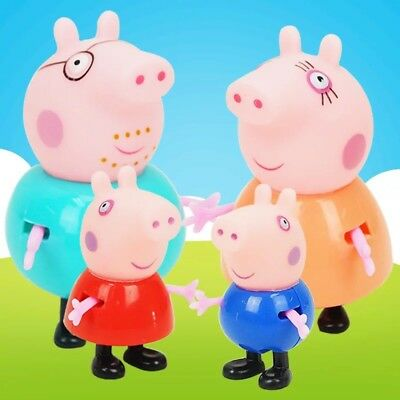 Peppa Pig Family Of Four