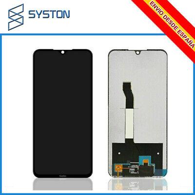 Pantalla Completa Digitalizador LCD Original Xiaomi Redmi Note 8 Negro M1908C3JH