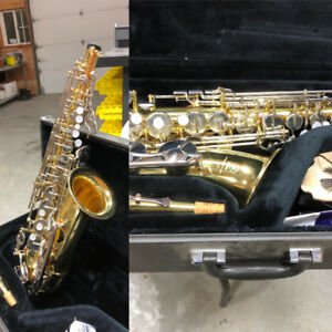 Mint Alto Sax for sale