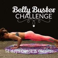 14 Belly Buster!