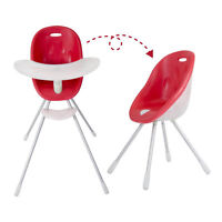 Phil and Teds Poppy High Chair in red. Great shape!