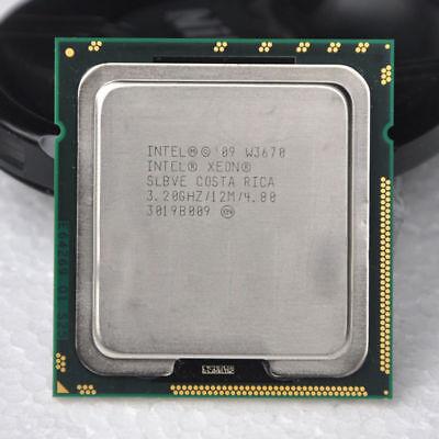 Intel Westmere Xeon W3670  3.2GHz 12MB 6Core LGA1366 B1 130W 32nm Processor