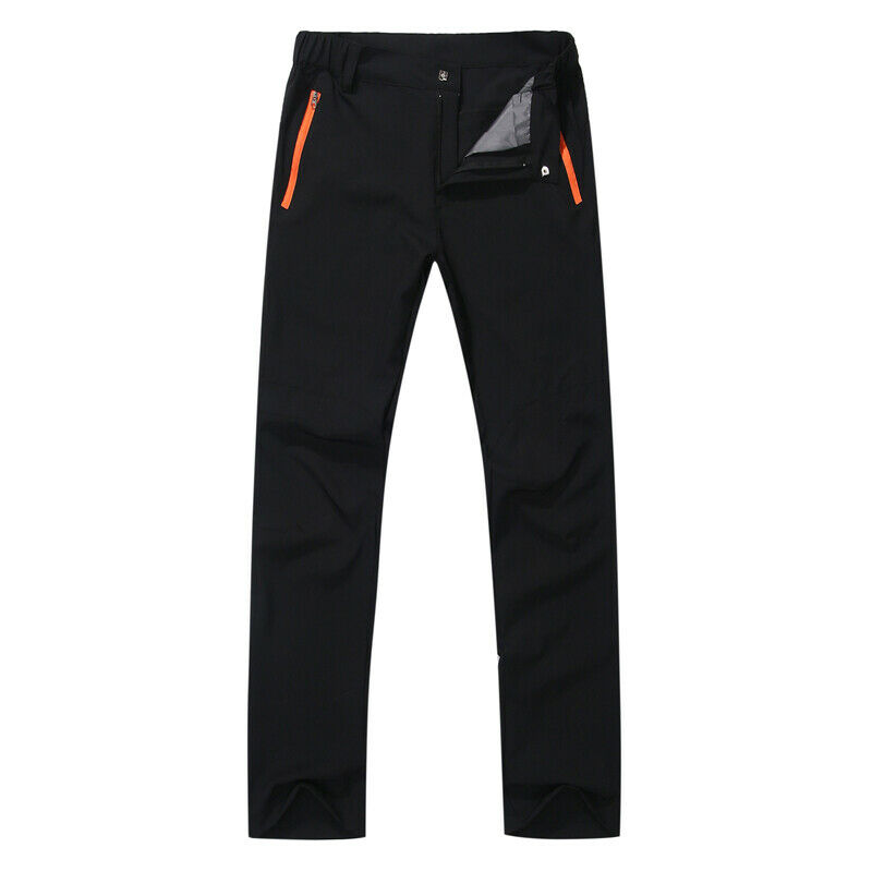 Mens Outdoor Hiking Climbing Trousers Tactical