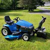 Lawn Tractor / Snowblower