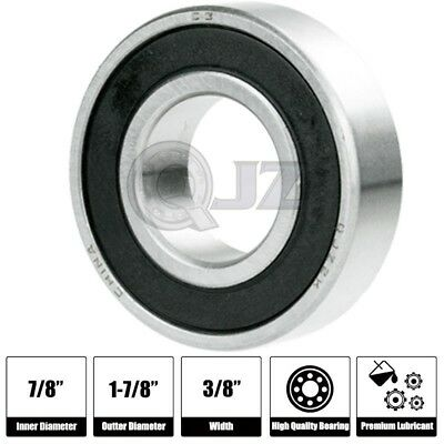 1x Sr14-2rs 78in X 1-78in X 12in Sr14rs Stainless Inch Steel Ball Bearing New