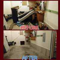 Junk Removal - call now for your free quote
