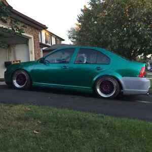 FULL PART OUT.  Mk4 Volkswagen Jetta 1.8t AWP Stage 1 Cambridge Kitchener Area image 5