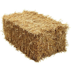 Straw Bales Square - From Spelt