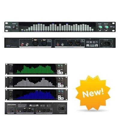 1xdigital Spectrum Analyzer Led Display Music Audio Spectrum Indicator Vu Meter