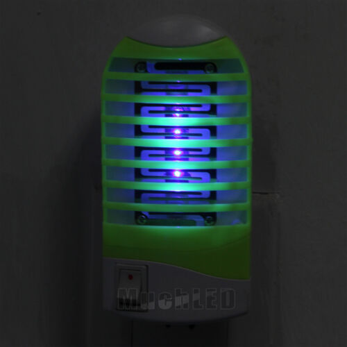 LED Socket Electric Mosquito Fly Bug Insect ...