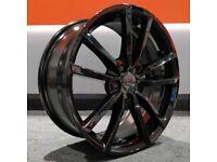 """17"""" Pretoria Style alloys for a VW Polo, Seat Ibiza, Skoda Fabia Etc"""