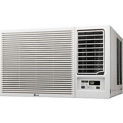 LG 23,000 BTU Window Air Conditioner with Heat, Remote - LW2