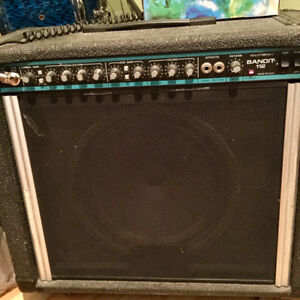 Ampli Peavey bandit 112 (80 watts) fontionne impeccable