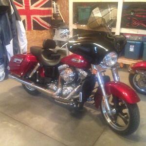 2012 Harley Davidson Switchback
