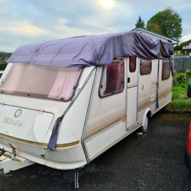 Caravan project, spare or repairs, trailer