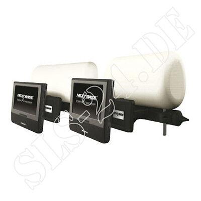NextBase 1835 Metall Kopfstützenhalter Halterung Halter STM DUO 7  9  Click & GO