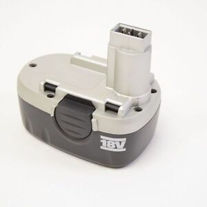 WA3127 WORX 18V Ni-Cd Replacement Battery for models WG150, WG250 and WG541