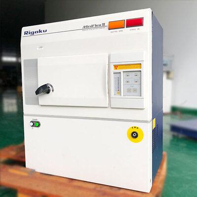 Used Rigaku Miniflex Ii Benchtop X-ray Diffractometer