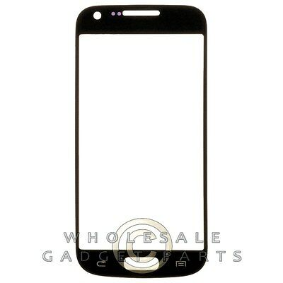 Lens for Samsung Galaxy S4 Mini Magnifying glass Only Black Mist Glass Screen Cover Part