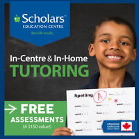 TUTORING - READING, WRITING, MATH