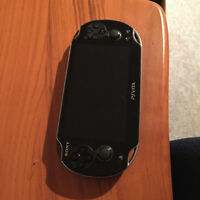 SELLING MY PS VITA NO CHARGER OR GAMES 20$