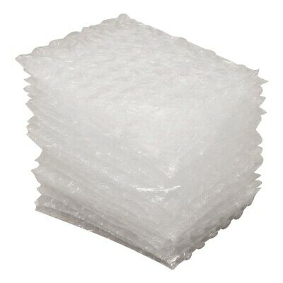Lot 20PCs Clear Recyclable Packing Small Pouches Poly Bubble Envelopes Wrap LY1