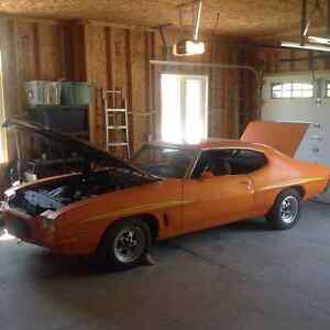 1972 GTO numbers matching