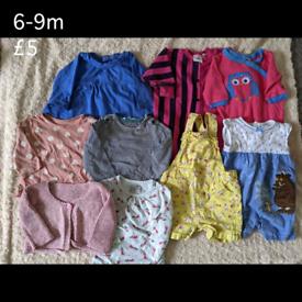 6-9m bundle