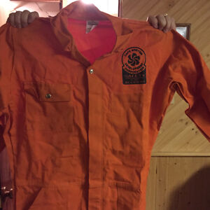 New Coveralls size 42
